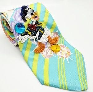 WENDY GELL•RARE!!Disney-embellished tie!!